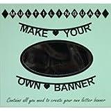OMM-design Word Bannerワードバナー (BLACK)