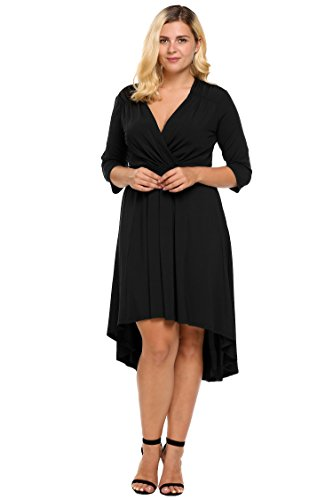 high low classy dresses - 9