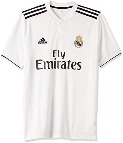 adidas Real Madrid Home Shirt Camiseta Hombre