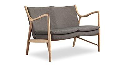 Kardiel Copenhagen 45 Mid-Century Modern Loveseat/2 Seat Sofa