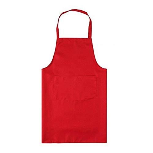 Gordon Job 2019 New Men Lady Woman Apron Home Kitchen Chef Aprons Restaurant Cooking Baking Dress Fashion Apron with Pockets Dropshipping