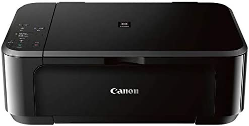 CANON PIXMA MG SERIES WIRELESS ALL-IN-ONE COLOR INKJET PRINTER - PRINT, SCAN, AND COPY FOR HOME BUSINESS OFFICE, 4800 X 1200 RESOLUTION AUTO DUPLEX, WIFI - BLACK - BROAGE 6 FEET USB PRINTER CABLE