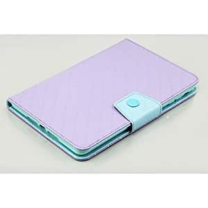 Bkjhkjy Graphic Full Body PU Leather Case with Stand for iPad mini , Rose
