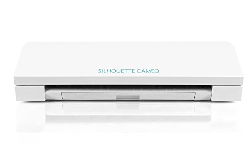 Silhouette America Silhouette Cameo 3 Digital Cutting Tool, White