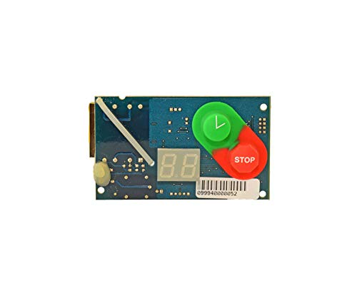 Timer PCB Board for SunQuest Pro Tanning Beds 120 V (Select Years & ()