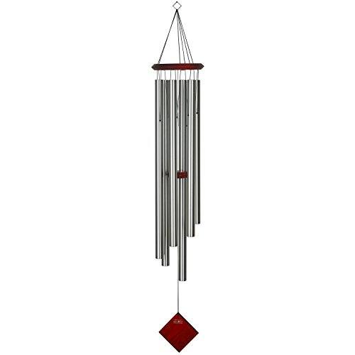 Woodstock Chimes of Neptune, Silver- Encore Collection (DCS54) ()