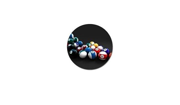 Brillante Bolas de billar marcador de pelota de Golf (10 Pack): Amazon.es: Deportes y aire libre