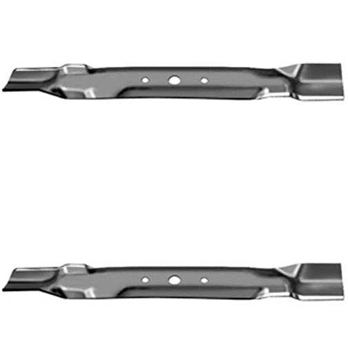 Set Of 2 Blades Replaces JOHN DEERE GX20249 GY2056 big image