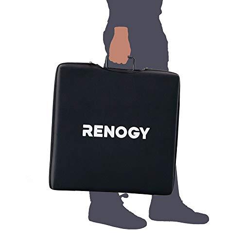Renogy 100 Watt Eclipse Monocrystalline Charge 20A Voyager Waterproof Controller Solar Suitcase, 100W-Waterproof by Renogy (Image #6)