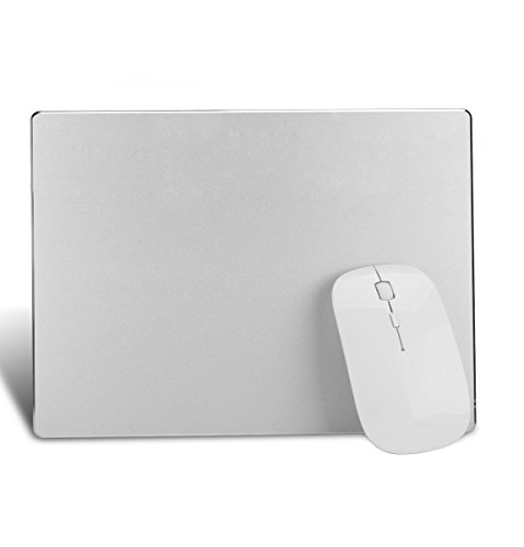 hoosun-gaming-aluminium-mouse-padnon-slip-flannel-base-oxidized-surface-mice-mat-for-fast-and-accura