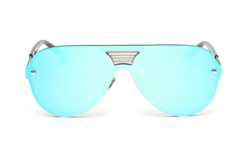 Personality Siamese Color Film Big - Store Locator Shop Sunglasses