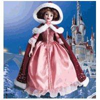 Avon Exclusive Disney Belle Porcelain Keepsake - Porcelain Disney