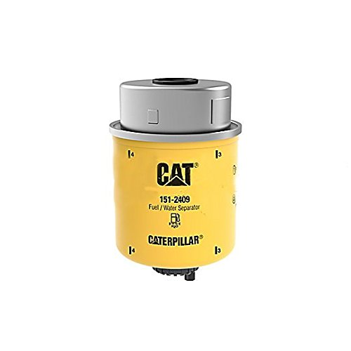 Caterpillar 1512409 151-2409 FUEL WATER SEPARATOR Advanced High Efficiency