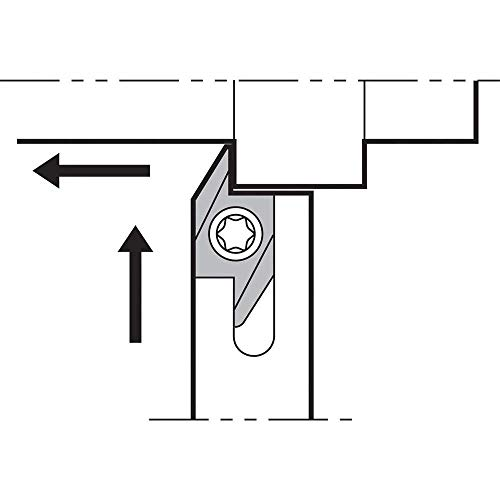 Kyocera AABSR 615CF Indexable Turning Holder