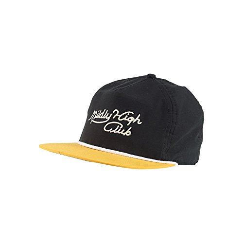 Burton Mildly High Hat, True Black, One Size ()