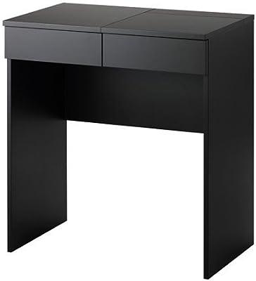 Ikea brimnes tocador en Negro; (70 x 42 cm): Amazon.es: Hogar