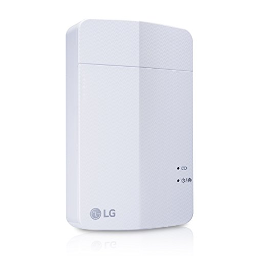 [Printer+Paper SET] New LG Pocket Photo Printer 3 PD251 [White] (Follow-up model of PD241T PD239) + LG Zink Sticker Photo Paper [90 Sheets] Photo #6