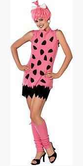 Rubie's Adult Deluxe Pebbles Flintstone Costume - S