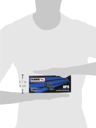 Hawk Performance HB502F.606 HPS Performance Ceramic Brake Pad
