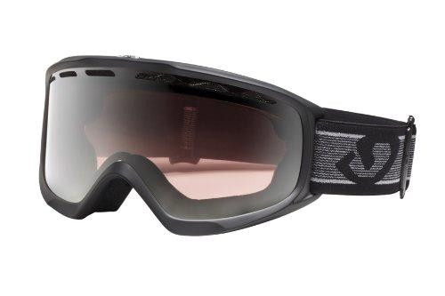 Giro Index OTG Goggle (Matte Black/Icon Streak Black/Rose Silver Spectral Band 45) - Giro Index Otg Snow Goggles