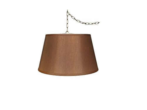 - Upgradelights 19 Inch Bronze Swag Lamp Lighting Fixture Hanging Plug-in Sale Ends Soon