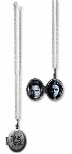 Twilight Crest Locket Necklace