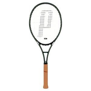 Amazon.com : Prince Classic Graphite 100 Tennis Racquet (4-1/2