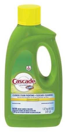 Liquid Dishwashing Detergent, 45 oz, PK9