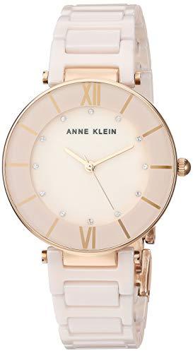 - Anne Klein Dress Watch (Model: AK/3266LPRG)