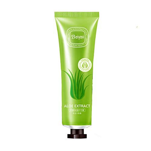 -  Orcbee  _Aloe Skin Care Anti Chap Dry Crack Moisturizing Skin Cream 30g