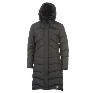 695342cf0 Karrimor Long Down Jacket Ladies Black 18 (XXL): Amazon.co.uk: Clothing