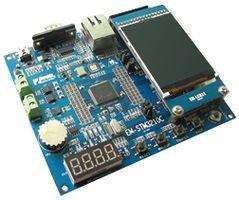 EMBEST EM-STM32C STM32F107, ENET, JTAG, TFT LCD, SPI, USB, EVAL KIT