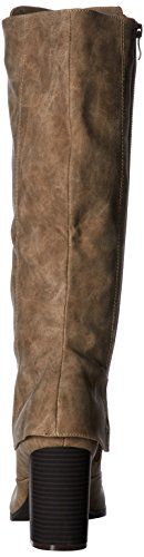 2 Lips Too Women's Too Loaded Fashion Boot Taupe a0CSfKBJwT