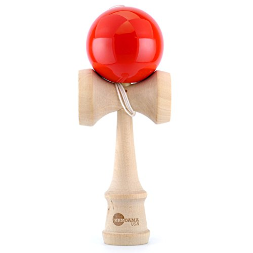 Kendama USA Classic Red Toy product image
