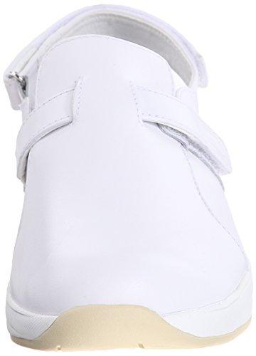 Blanco Mujer para Bianco Flua Zuecos MBT 8qwR77