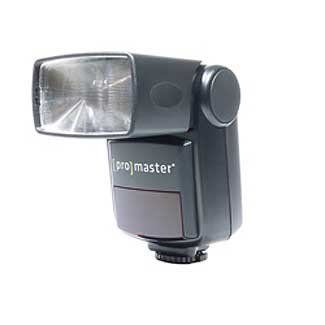 Promaster FL120 TTL Bounce Flash For Nikon by ProMaster
