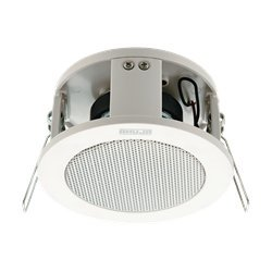 speakers ceiling. ahuja ceiling speaker 6w with white grill(pack of 6 speakers) speakers e