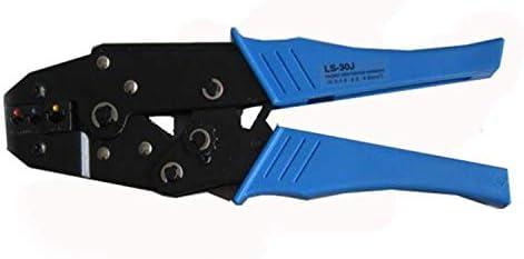 ケーブルカッター 手動圧着工具 0.5〜6.0mm² 端子用 多機能ケーブル 圧着ペンチ 手動ケーブルカッター
