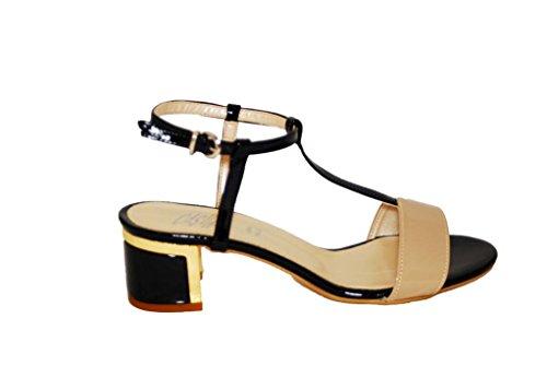 Sandalen Sandaletten aus Leder Schuhe Damen RIPA shoes - 31-1980