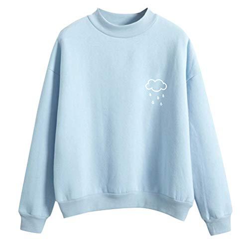[해외]Women`s Print Long Sleeve Sweatshirt Fashion O Neck Sweatshirt Casual Blouse Pullover Blouse Sweater Top / Women`s Print Long Sleeve Sweatshirt Fashion O Neck Sweatshirt Casual Blouse Pullover Blouse Sweater Top