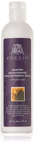 Lavender Environmental Hand Protection Lotion (Jubujub Cuccio Naturale Lavender Environmental Hand Protection Lotion 8 oz)