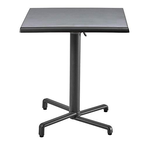 dafnedesign. com - Mesa plegable - Aluminio a 4 pies - Marco ...