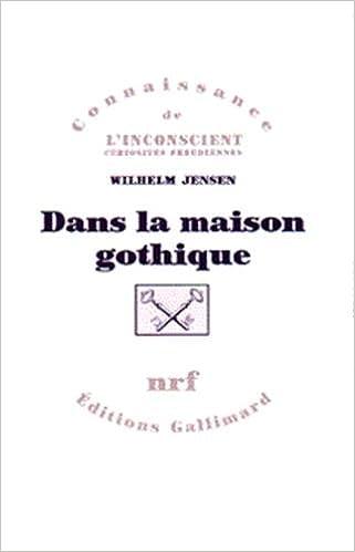 Livre Dans la maison gothique pdf