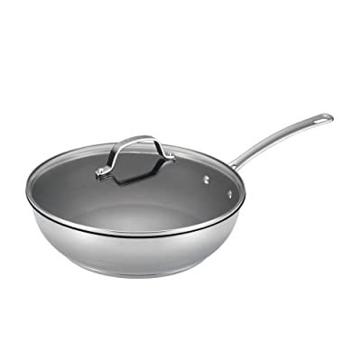 Circulon Genesis Stainless Steel Nonstick French Skillet