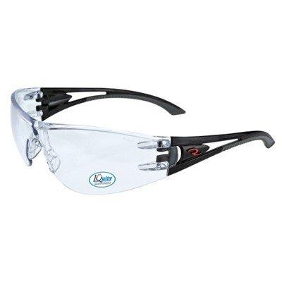 Radians Optima IQ - IQUITY Anti-Fog Clear Lens Safety Eyewear (2 Pairs)