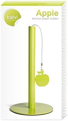 Balvi/-/Apple/Soporte/para/Papel/de/Cocina./Admite/Rollos/de/Papel/Extra/Grandes.