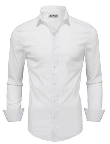 dress shirts slim - 5
