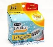 Schick Intitin Revit Refi Size 3ct Schick Intuition Revializing Moisture Refill 3ct