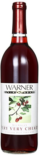 Warner Vineyards Very Very Cherry