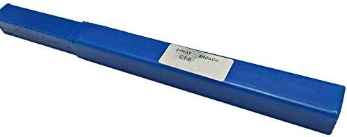 GENERICS LSB-Werkzeuge, 6mm C1 Keilnutenstichel metrische Größe Keilnutenschneidwerkzeug for die CNC-Fräsermetallbearbeitung